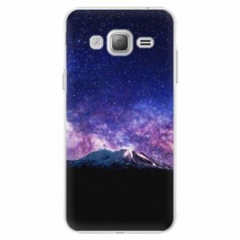 Plastové pouzdro iSaprio - Milky Way - Samsung Galaxy J3
