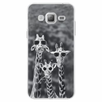 Plastové pouzdro iSaprio - Sunny Day - Samsung Galaxy J3