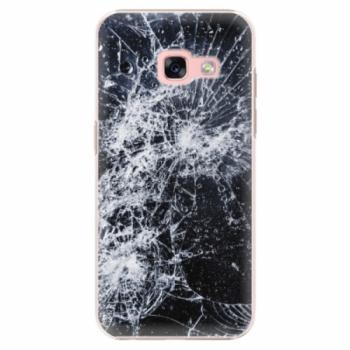 Plastové pouzdro iSaprio - Cracked - Samsung Galaxy A3 2017