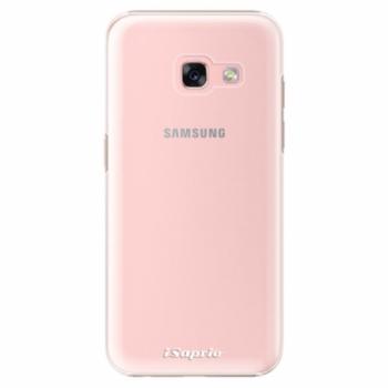Plastové pouzdro iSaprio - 4Pure - mléčný bez potisku - Samsung Galaxy A3 2017