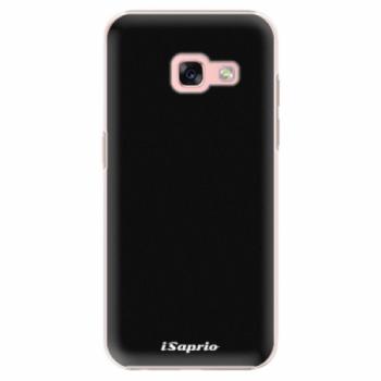 Plastové pouzdro iSaprio - 4Pure - černý - Samsung Galaxy A3 2017