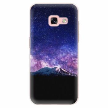 Plastové pouzdro iSaprio - Milky Way - Samsung Galaxy A3 2017
