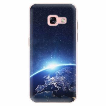 Plastové pouzdro iSaprio - Earth at Night - Samsung Galaxy A3 2017