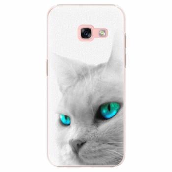 Plastové pouzdro iSaprio - Cats Eyes - Samsung Galaxy A3 2017