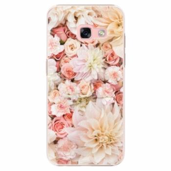 Plastové pouzdro iSaprio - Flower Pattern 06 - Samsung Galaxy A3 2017