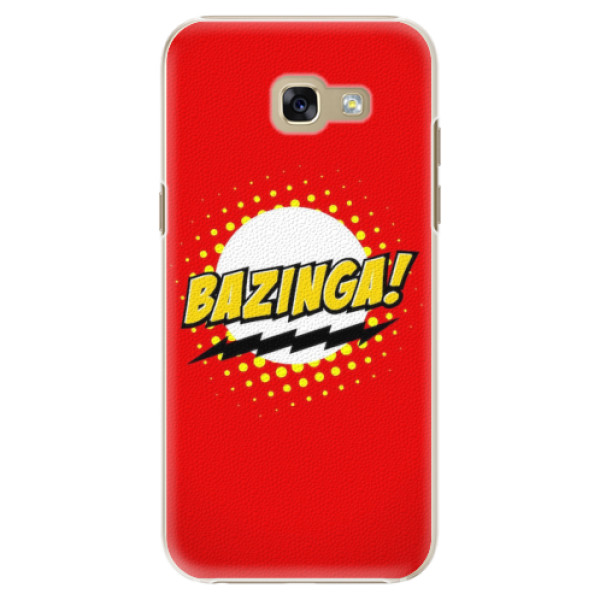 Plastové pouzdro iSaprio - Bazinga 01 - Samsung Galaxy A5 2017