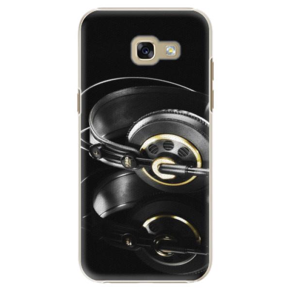 Plastové pouzdro iSaprio - Headphones 02 - Samsung Galaxy A5 2017