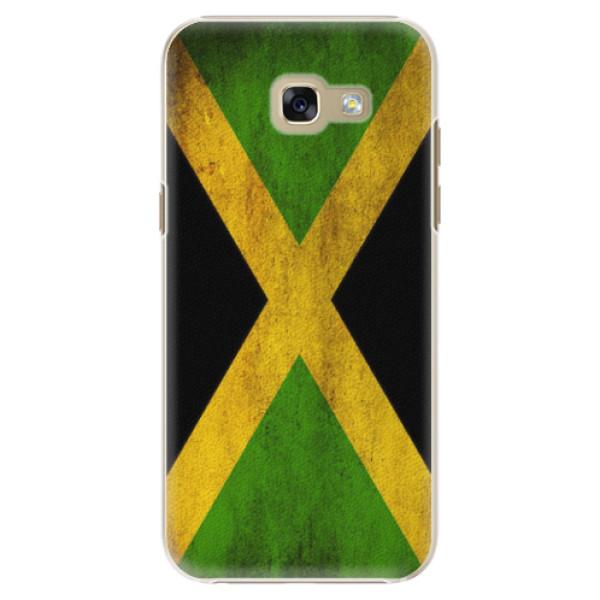 Plastové pouzdro iSaprio - Flag of Jamaica - Samsung Galaxy A5 2017