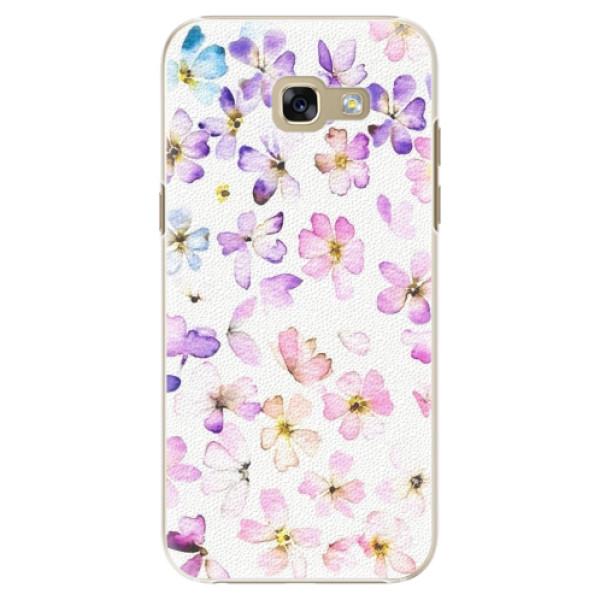 Plastové pouzdro iSaprio - Wildflowers - Samsung Galaxy A5 2017
