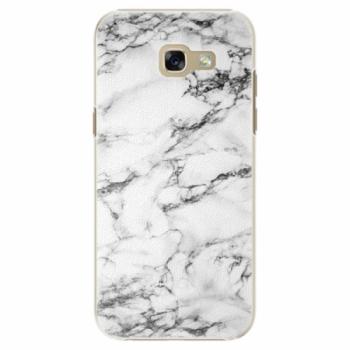Plastové pouzdro iSaprio - White Marble 01 - Samsung Galaxy A5 2017