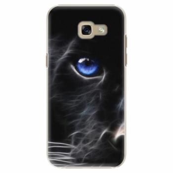 Plastové pouzdro iSaprio - Black Puma - Samsung Galaxy A5 2017