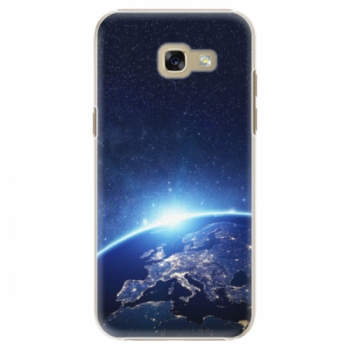 Plastové pouzdro iSaprio - Earth at Night - Samsung Galaxy A5 2017