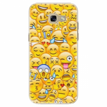 Plastové pouzdro iSaprio - Emoji - Samsung Galaxy A5 2017