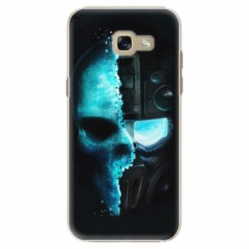 Plastové pouzdro iSaprio - Roboskull - Samsung Galaxy A5 2017