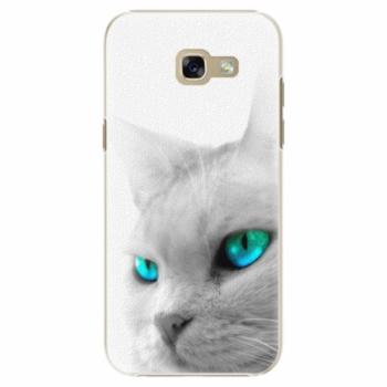 Plastové pouzdro iSaprio - Cats Eyes - Samsung Galaxy A5 2017