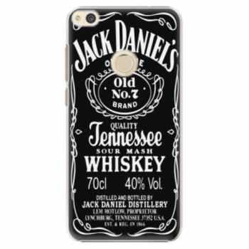 Plastové pouzdro iSaprio - Jack Daniels - Huawei P8 Lite 2017