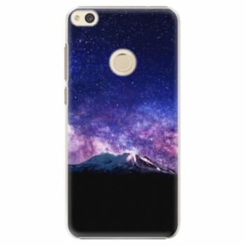Plastové pouzdro iSaprio - Milky Way - Huawei P8 Lite 2017