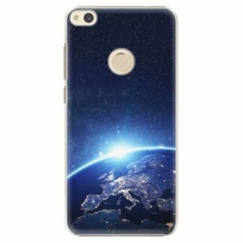 Plastové pouzdro iSaprio - Earth at Night - Huawei P8 Lite 2017