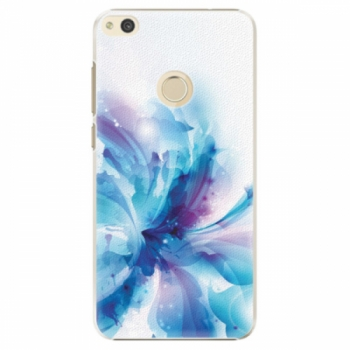 Plastové pouzdro iSaprio - Abstract Flower - Huawei P8 Lite 2017