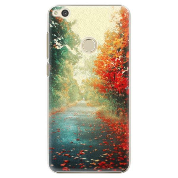 Plastové pouzdro iSaprio - Autumn 03 - Huawei P9 Lite 2017