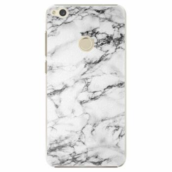 Plastové pouzdro iSaprio - White Marble 01 - Huawei P9 Lite 2017