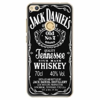 Plastové pouzdro iSaprio - Jack Daniels - Huawei Honor 8 Lite
