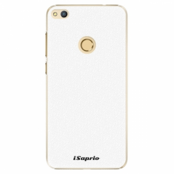Plastové pouzdro iSaprio - 4Pure - bílý - Huawei Honor 8 Lite