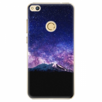 Plastové pouzdro iSaprio - Milky Way - Huawei Honor 8 Lite
