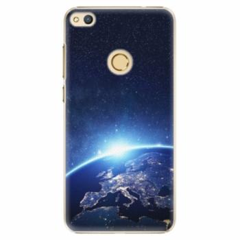 Plastové pouzdro iSaprio - Earth at Night - Huawei Honor 8 Lite