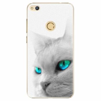Plastové pouzdro iSaprio - Cats Eyes - Huawei Honor 8 Lite