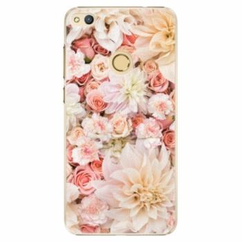 Plastové pouzdro iSaprio - Flower Pattern 06 - Huawei Honor 8 Lite