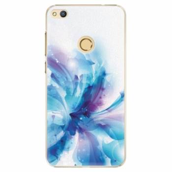 Plastové pouzdro iSaprio - Abstract Flower - Huawei Honor 8 Lite