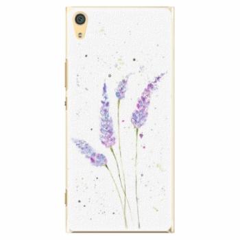 Plastové pouzdro iSaprio - Lavender - Sony Xperia XA1 Ultra
