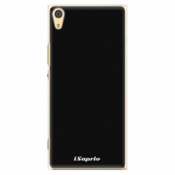 Plastové pouzdro iSaprio - 4Pure - černý - Sony Xperia XA1 Ultra