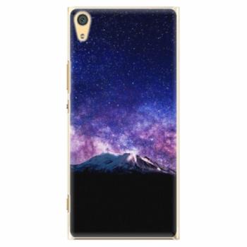 Plastové pouzdro iSaprio - Milky Way - Sony Xperia XA1 Ultra