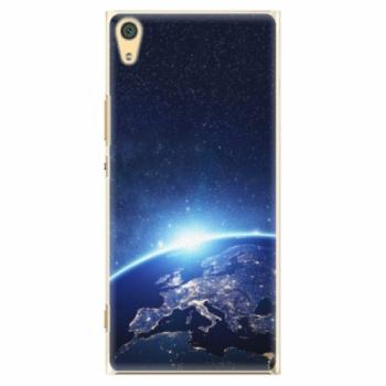 Plastové pouzdro iSaprio - Earth at Night - Sony Xperia XA1 Ultra