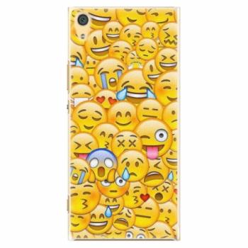Plastové pouzdro iSaprio - Emoji - Sony Xperia XA1 Ultra