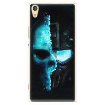 Plastové pouzdro iSaprio - Roboskull - Sony Xperia XA1 Ultra