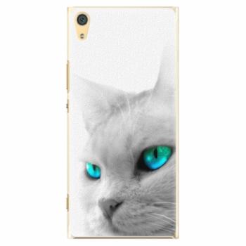 Plastové pouzdro iSaprio - Cats Eyes - Sony Xperia XA1 Ultra