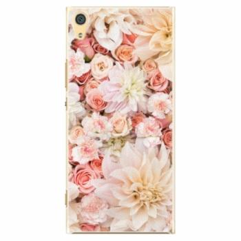 Plastové pouzdro iSaprio - Flower Pattern 06 - Sony Xperia XA1 Ultra