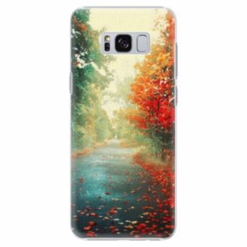 Plastové pouzdro iSaprio - Autumn 03 - Samsung Galaxy S8