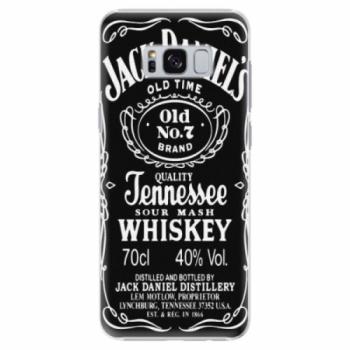 Plastové pouzdro iSaprio - Jack Daniels - Samsung Galaxy S8
