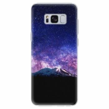 Plastové pouzdro iSaprio - Milky Way - Samsung Galaxy S8