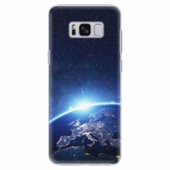Plastové pouzdro iSaprio - Earth at Night - Samsung Galaxy S8