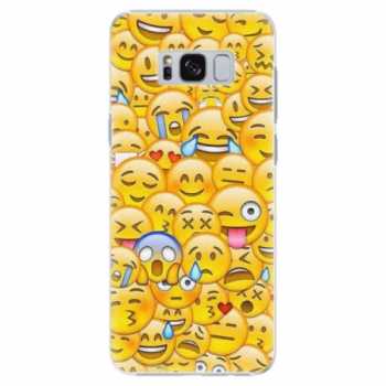 Plastové pouzdro iSaprio - Emoji - Samsung Galaxy S8