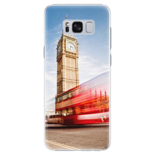Plastové pouzdro iSaprio - London 01 - Samsung Galaxy S8 Plus