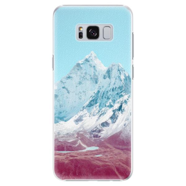 Plastové pouzdro iSaprio - Highest Mountains 01 - Samsung Galaxy S8 Plus