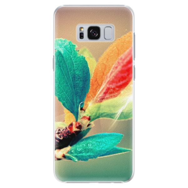 Plastové pouzdro iSaprio - Autumn 02 - Samsung Galaxy S8 Plus