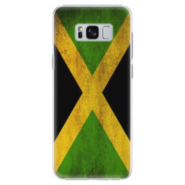 Plastové pouzdro iSaprio - Flag of Jamaica - Samsung Galaxy S8 Plus