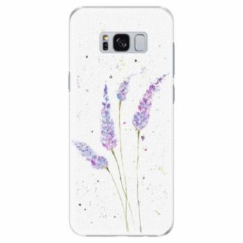 Plastové pouzdro iSaprio - Lavender - Samsung Galaxy S8 Plus